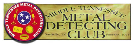 Middle Tennessee Metal Detecting Club